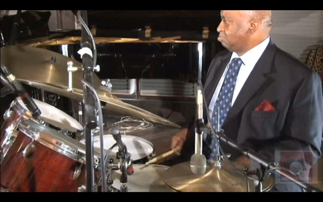 Bernard Purdie in the studio – Second Line Rhythm