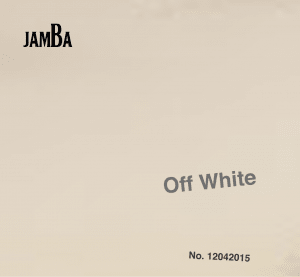 JAMBA - Off White album cover