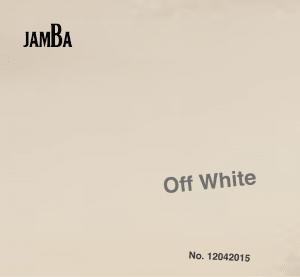 JAMBA - Off White album cover