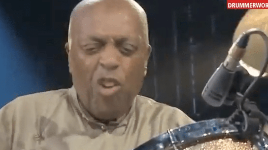 How Important Are Rudiments? See Roy Haynes